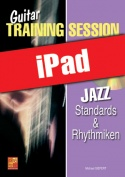 Guitar Training Session - Jazz - Standards & Rhythmiken (iPad)
