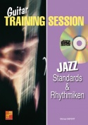 Guitar Training Session - Jazz - Standards & Rhythmiken