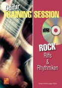 Guitar Training Session - Rock - Riffs & Rhythmiken