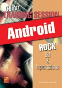 Guitar Training Session - Rock - Soli & Improvisationen (Android)