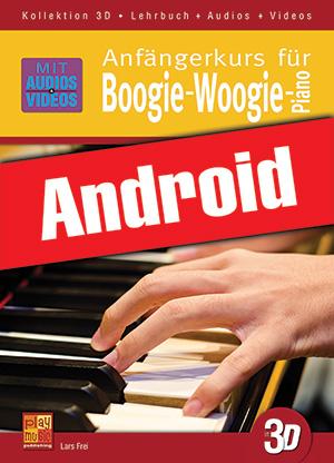 Anfängerkurs für Boogie-Woogie-Piano in 3D (Android)