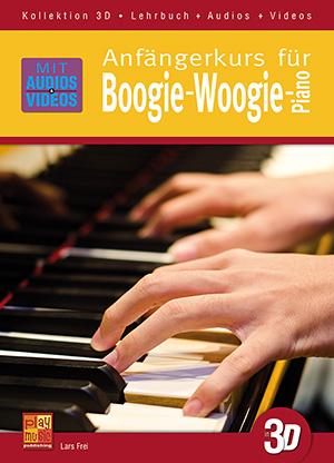 Anfängerkurs für Boogie-Woogie-Piano in 3D