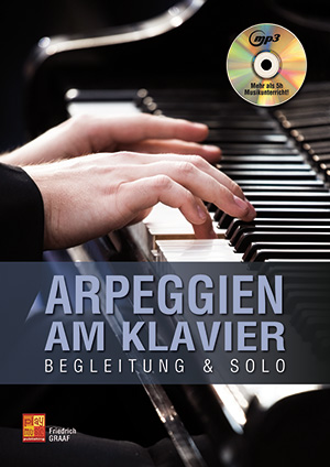 Arpeggien am Klavier