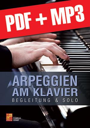 Arpeggien am Klavier (pdf + mp3)