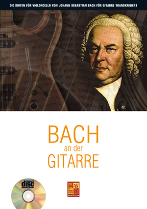 Bach an der Gitarre