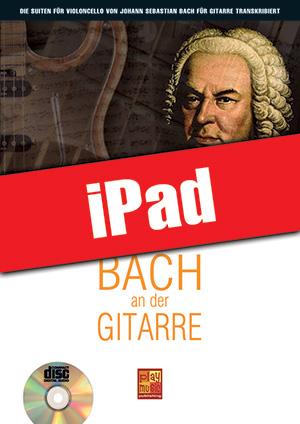 Bach an der Gitarre (iPad)