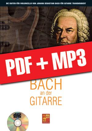 Bach an der Gitarre (pdf + mp3)