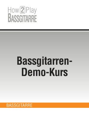 Bassgitarren-Demo-Kurs