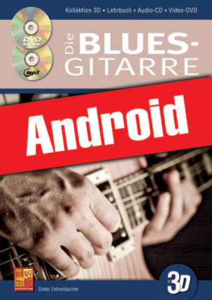 Die Blues-Gitarre in 3D (Android)