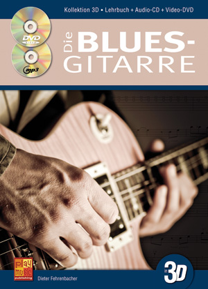 Die Blues-Gitarre in 3D