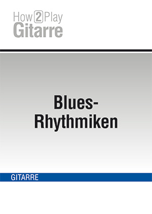 Blues-Rhythmiken #1