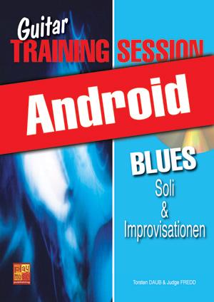 Guitar Training Session - Blues - Soli & Improvisationen (Android)