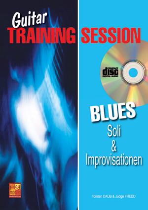 Guitar Training Session - Blues - Soli & Improvisationen