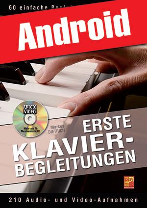 Erste Klavier-Begleitungen (Android)