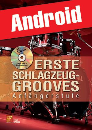 Erste Schlagzeug-Grooves (Android)