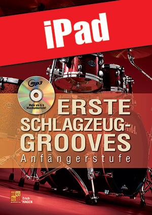 Erste Schlagzeug-Grooves (iPad)