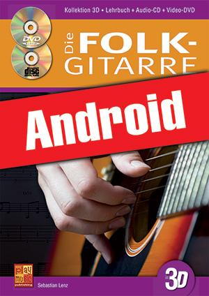 Die Folk-Gitarre in 3D (Android)