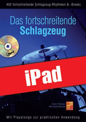Das fortschreitende Schlagzeug (iPad)