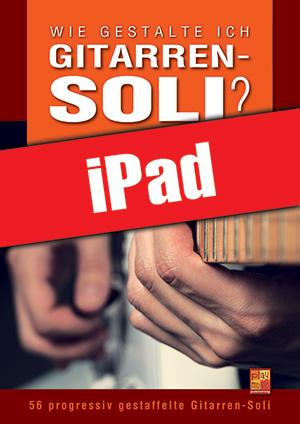 Wie gestalte ich Gitarren-Soli? (iPad)