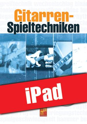 Gitarren-Spieltechniken (iPad)