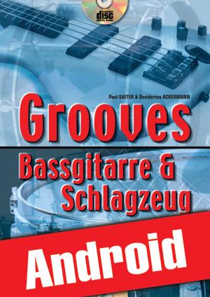 Grooves Bassgitarre & Schlagzeug (Android)