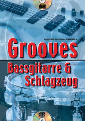 Grooves Bassgitarre & Schlagzeug