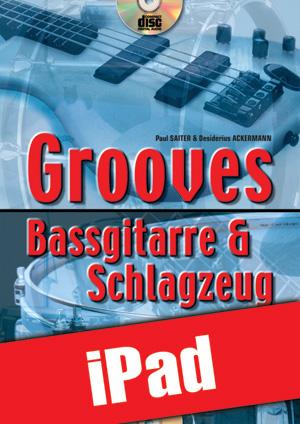 Grooves Bassgitarre & Schlagzeug (iPad)