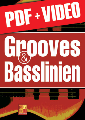 Grooves & Basslinien (pdf + videos)