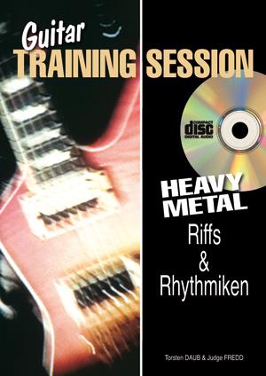 Guitar Training Session - Heavy Metal - Riffs & Rhythmiken