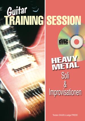 Guitar Training Session - Heavy Metal - Soli & Improvisationen