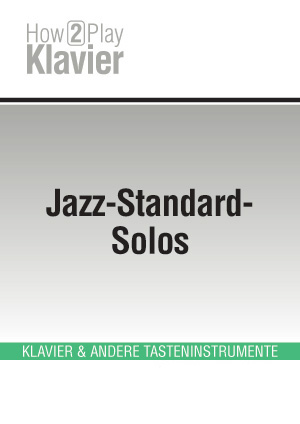 Jazz-Standard-Solos