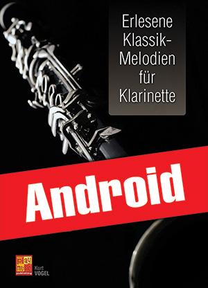 Erlesene Klassik-Melodien für Klarinette (Android)