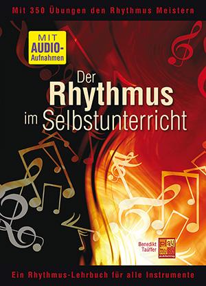 Der Rhythmus im Selbstunterricht - Bassgitarre