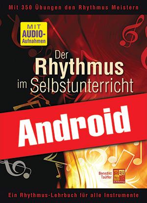 Der Rhythmus im Selbstunterricht - Schlagzeug (Android)