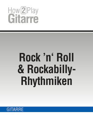 Rock 'n' Roll & Rockabilly-Rhythmiken