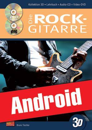 Die Rock-Gitarre in 3D (Android)