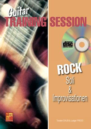 Guitar Training Session - Rock - Soli & Improvisationen