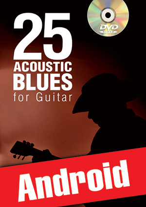 25 Acoustic Blues for Guitar (Android)