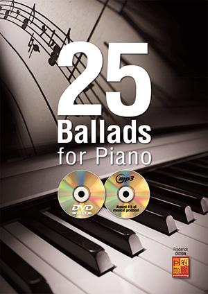 25 Ballads for Piano