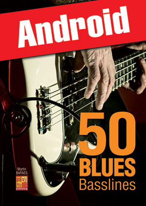 50 Blues Basslines (Android)