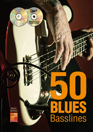 50 Blues Basslines