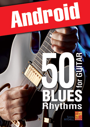 50 Blues Rhythms for Guitar (Android)