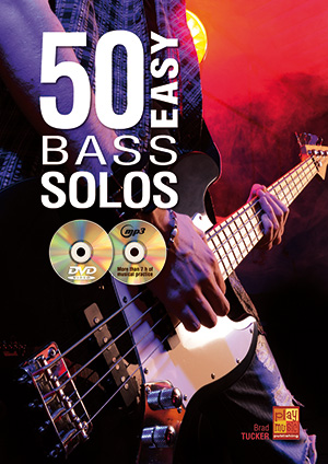 50 Easy Bass Solos