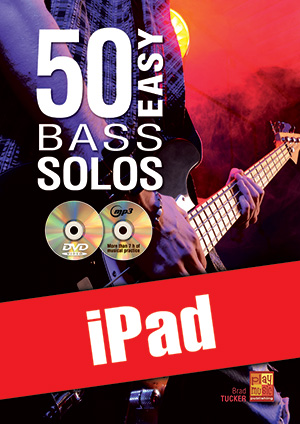 50 Easy Bass Solos (iPad)
