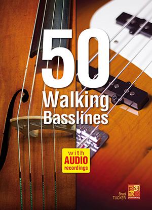 50 Walking Basslines