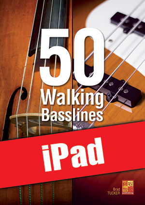 50 Walking Basslines (iPad)
