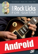 200 Rock Licks for Guitar in 3D (Android)