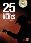 25 Acoustic Blues for Guitar