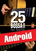 25 Bossa Nova for Guitar (Android)