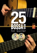 25 Bossa Nova for Guitar